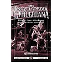 Encyclopedia cthulhiana a guide to lovecraftian horror call of encyclopedia cthulhiana a guide to lovecraftian horror call of cthulhu fiction daniel harms 9781568821696 amazon books fandeluxe Gallery
