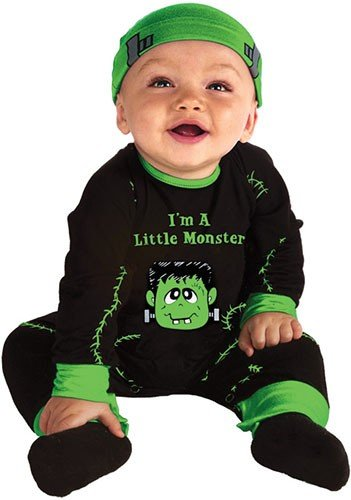 Lil Monster Infant Toddler Costume (Lil Monster Baby Costume)
