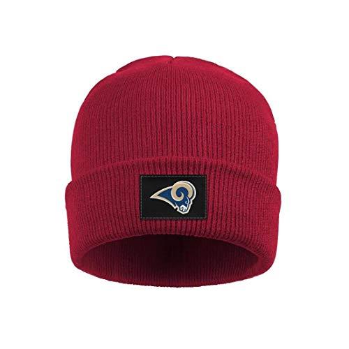 POLKIS Winter Warm Womens Mens Watch Beanie Hat Soft FineAcrylic Watch Beanie Hat