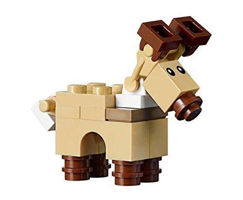LEGO Holiday MiniFigure / Animal: Baby Reindeer (Set 10245)