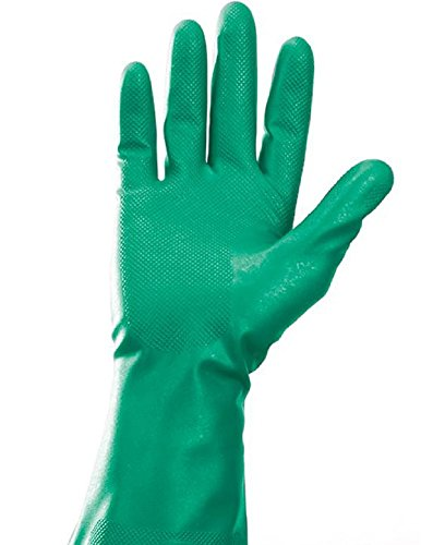 Jackson Safety G80-8/M Chemical Resistant Nitrile Gloves (Set of 12 Pairs) (8/Medium) by Jackson Safety (Image #1)