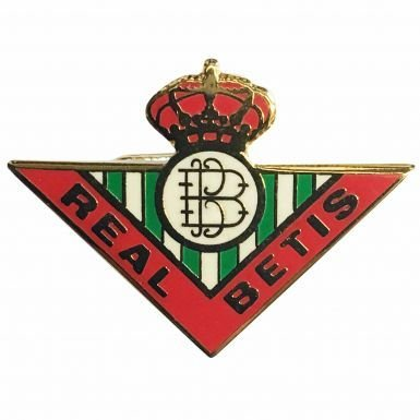 Amazon.com: Pin escudo Real Betis: Sports & Outdoors