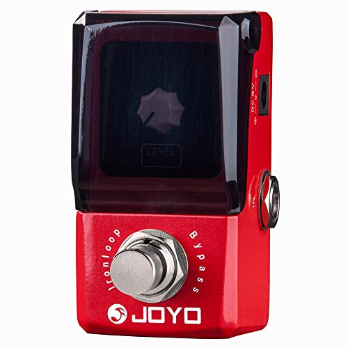 JOYO JF-329 Ironman Series, Ironloop Looper Effect Pedal, Mini Single Effect, True Bypass Design