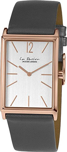 Jacques Lemans LA PASSION LP-126I Unisex Flat & light