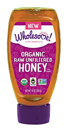 Wholesome Sweeteners Organic Unfiltered Honey product image