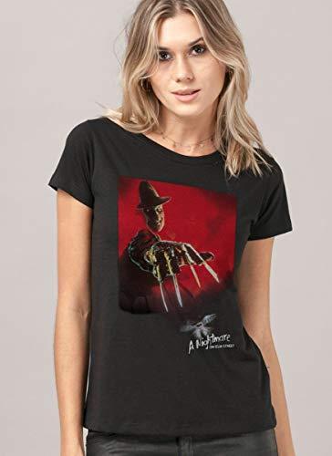 Camiseta A Hora Do Pesadelo Freddy Krueger