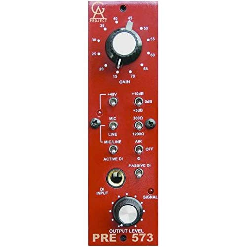 (Golden Age Project Pre573 MK2 Vintage 1073 Style 500 Series Mic Preamp)