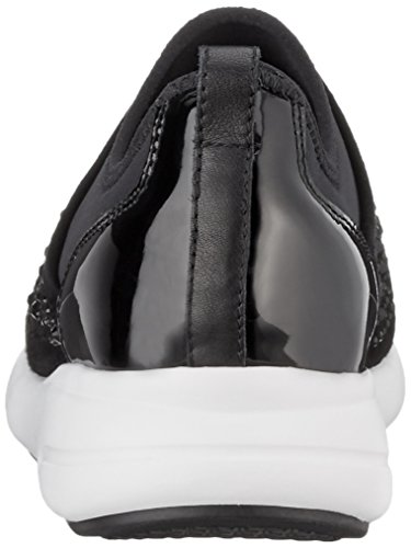 Geox Womens Ophira Slip On Fashion Sneaker Black f5nRA