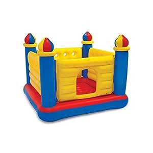 Castillo inflable para los niños Uso En El Hogar O Casas De ...