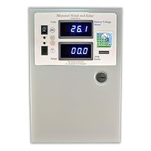 HVA Charge Controller for Wind Turbine Generators & Solar Panels