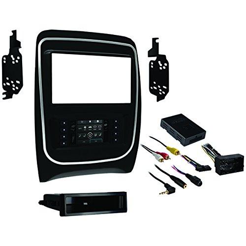 Metra 99-6537B Aftermarket Radio Installation Dash Kit by Metra
