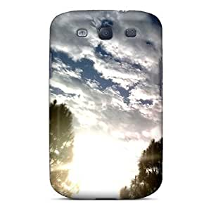 Light Shinning Throu/ Fashionable For SamSung Note 2 Case Cover
