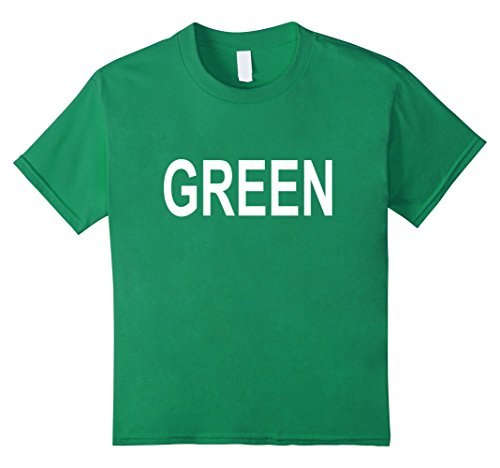 Best Sorority Girl Halloween Costumes (Kids Green with Envy Couples Halloween Costume T-Shirt 8 Kelly Green)