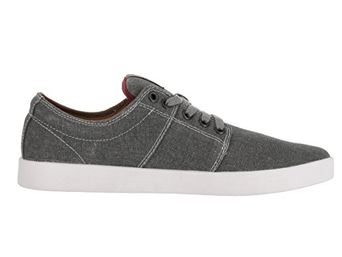 Supra Mens Stacks Ii Skate Schoen Grijs / Spice / Wit