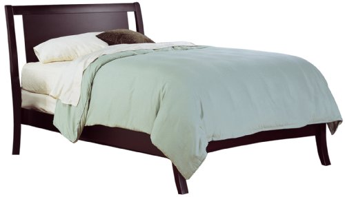 Modus Furniture Bed California King (Modus Furniture Nevis Low Profile Bed, Espresso, California King)