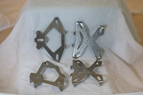 """STABILicers Macro Cleat Pack 1/2"""" Stainless Steel Ice Cleats"""
