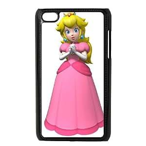 iPod Touch 4 Case Black Super Smash Bros Princess Peach 006 Hrwib