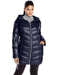 Women's Plus-Size Packable Down Coat