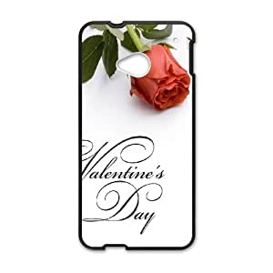 Custom Case Red Rose for HTC One M7 L2P4237635