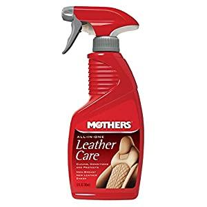 Mothers 06512 All-In-One Leather Care - 12 oz.