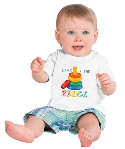 JTshirt.com-20108-LORD OF THE [STACKING] RINGS Short Sleeve Baby T-shirt / Cute, Funny Infant Humor-B00AH45FLI-T Shirt Design