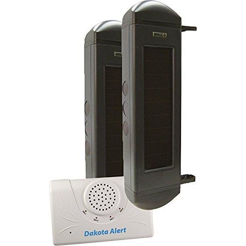 Dakota Alert BBA-2500 Break Beam Alert Kit, One BBT-2500 & One DCR-2500