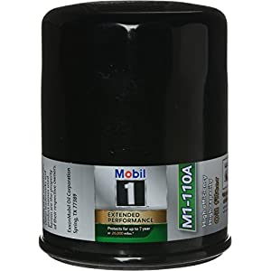 Mobil 1 M1-110A Extended Performance Oil Filter, 1 Pack