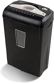 Aurora AU870MA - Trituradora de Tarjetas de crédito, 8 Hojas, Color Negro