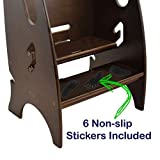 Toddler & Adult Step Up Stool | 3-in-1 Adjustable