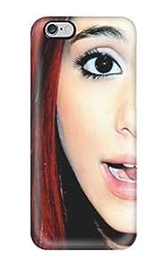 CaseyKBrown Perfect Tpu Case For Iphone 6 Plus/ Anti-scratch Protector Case (ariana Grande)