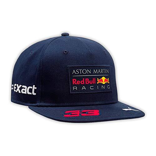 Master Lap Gorra Plana Niño Red Bull Racing F1 Team 2018 Verstappen: Amazon.es: Deportes y aire libre