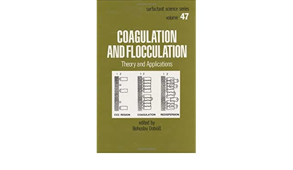 Coagulation and Flocculation: Theory and Applications: 47 (Surfactant Science)