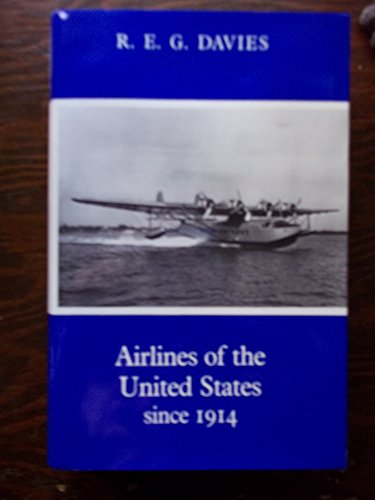 Airlines of the United States since 1914 - Airlines United Aircraft