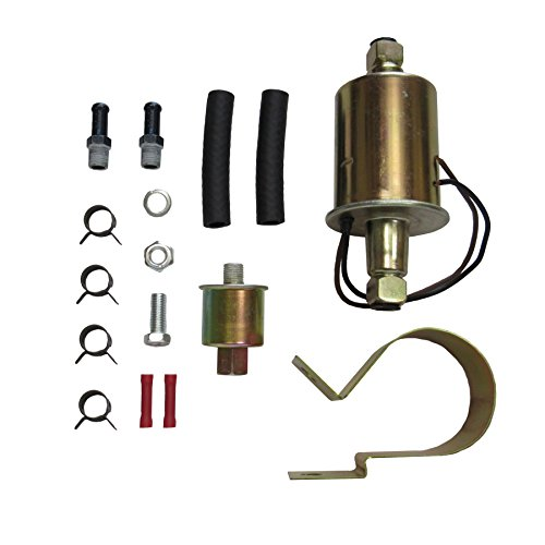Autobest F4023 Externally Mounted Universal Electric Fuel Pump 3000 Series Replacement Pre Filter