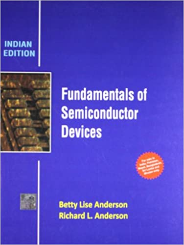 Book Fundamentals of Semiconductor Devices