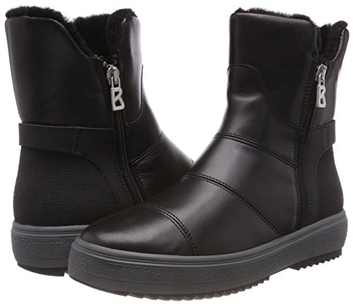 Nero Black Da Donna Bogner Neve L2b 01 Hqogf for Stivali Anchorage Hg7IqHxn