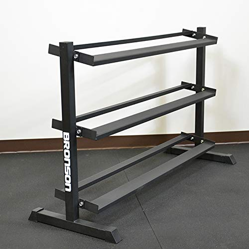 Awe Inspiring Bronson Heavy Duty 3 Tier Dumbbell Rack Perfect For Home Gym Download Free Architecture Designs Rallybritishbridgeorg