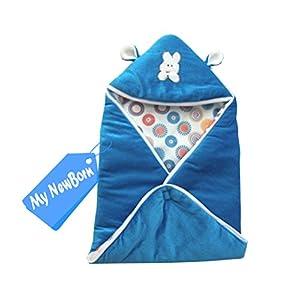 Modern Hooded Blanket Newborn Baby India 2020