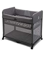 Bugaboo Stardust Play Yard - Portable Indoor and Outdoor - Foldable On the Go Play Yard - 1 Second Unfold