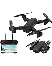 SG700-D Optical Follow Drone with Double Camera Selfie 4K WiFi FPV Quadcopter Auto Return RC Drone Helicopter radio control SOLALA