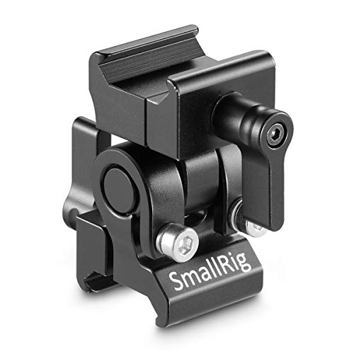 Best Monitor With Clamps - SMALLRIG DSLR Monitor Holder Mount Camera
