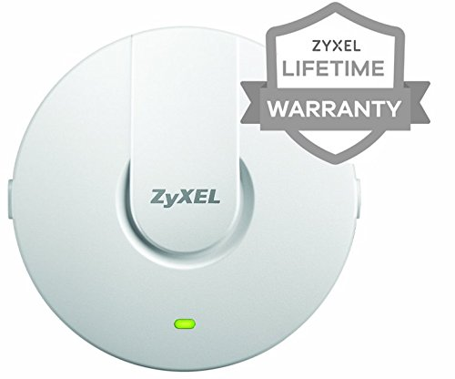 Zyxel WiFi 11ac 2x2 Access Point, Easy Setup and Management with Free NebulaFlex Cloud Management, PoE, Dual Band, 802.11ac, (NWA1123-ACv2) by ZyXEL (Image #2)
