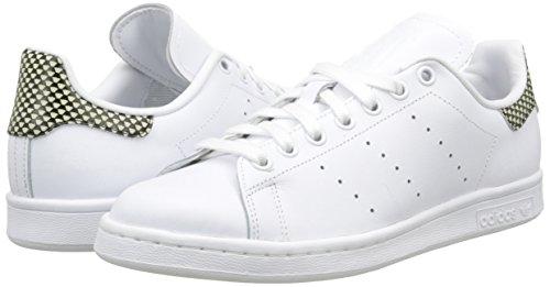 White Smith White Blanc Stan Deporte De Hombre ftwr ftwr Zapatillas Adidas Blanco RFPzwq5