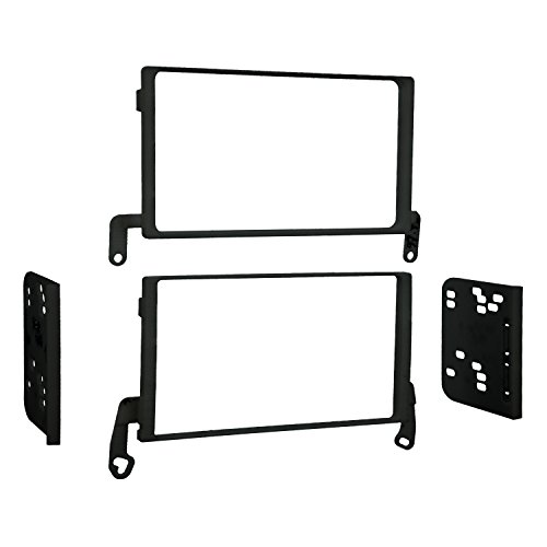 Metra 95-5818 Double Din Dash Kit for Select 1997-2003 Ford, Lincoln, Mercury, Mazda Vehicles
