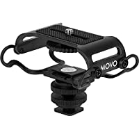 Movo SMM5-B Universal Microphone and Portable Recorder...