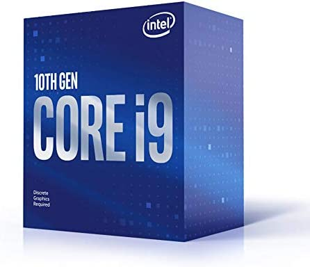 Intel Core i9-10900F Desktop Processor 10 Cores as much as 5.2 GHz Without Processor Graphics LGA 1200 (Intel 400 Series chipset) 65W