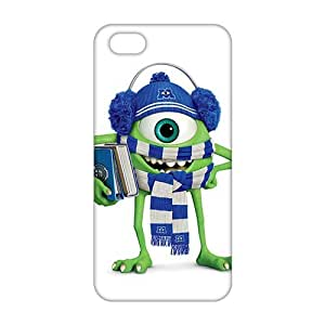 SHOWER 2015 New Arrival University of monsters 3D Phone Case for iPhone 5S