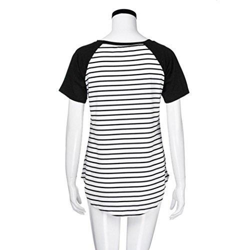 Shirt155 Damen SANFASHION Bekleidung Bailarinas de SANFASHION Poli tzO7qw