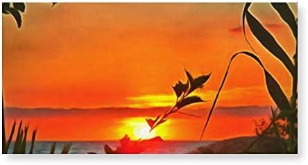 INOV エルリオピティーヤル アートパネル アートフレーム おしゃれ 壁掛け インテリア 絵 アートパネル モダン インテリアアートパネル アートパネル 玄関 に 飾る 絵画 20*40cm