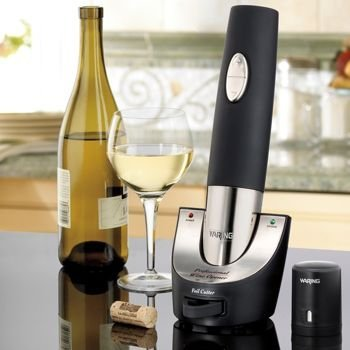 Waring Pro Professional Cordless Wine Opener and Vacuum Sealer